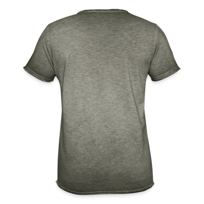 Vorschau: Hundebesitzer - Männer Vintage T-Shirt