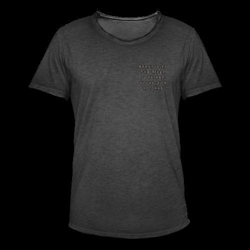 Fear - Men's Vintage T-Shirt