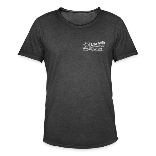 sw003 - Männer Vintage T-Shirt