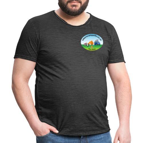 bikerscampsite WW - Men's Vintage T-Shirt