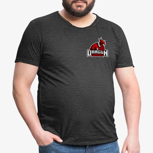 A Dragon Gaming Official Merch - Men's Vintage T-Shirt