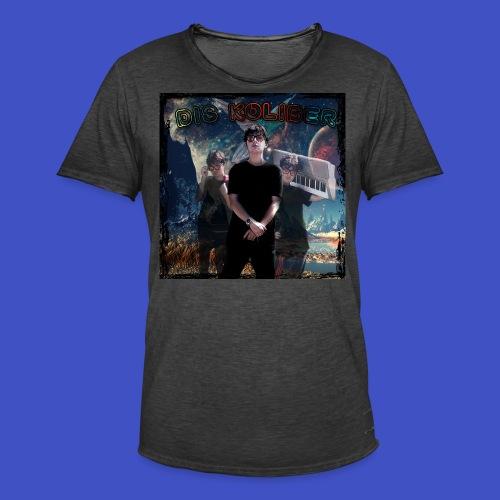 Trzej Kolibrowie - Koszulka męska vintage
