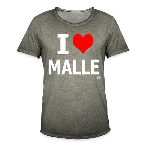 IK HOU VAN MALLE SHIRT Vrouwen Mannen Mannen - Mannen Vintage T-shirt