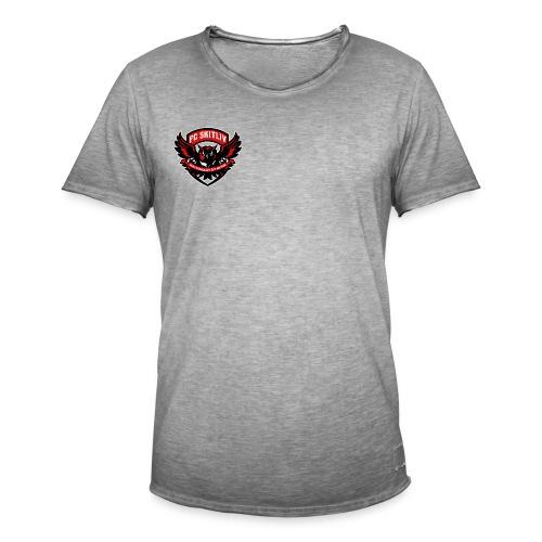 FC Skitliv - Vintage-T-shirt herr