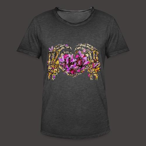 L amour Cristallin Creepy - T-shirt vintage Homme