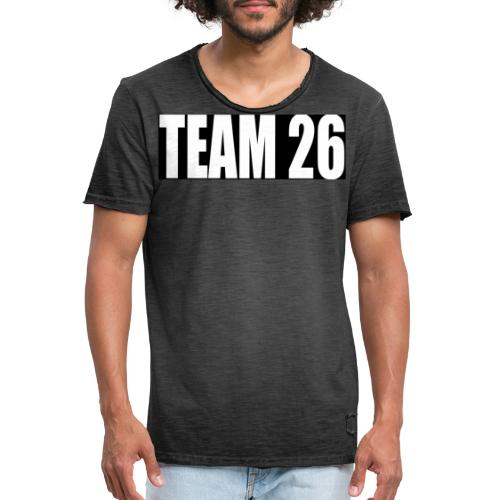 TEAM26 - Men's Vintage T-Shirt
