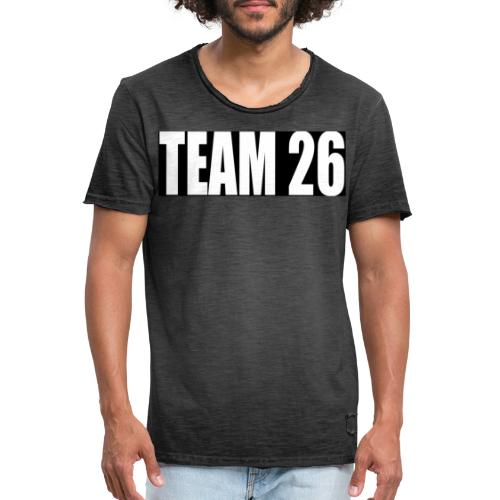 TEAM26 - Men's Vintage T-Shirt