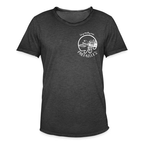 Les pêcheries de Prefailles - T-shirt vintage Homme