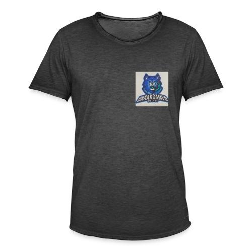kleren - Mannen Vintage T-shirt