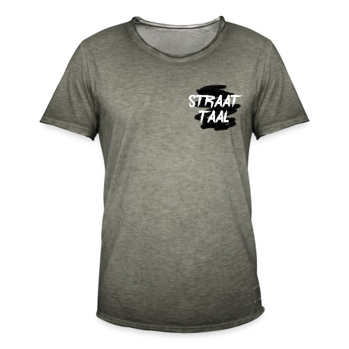 Kleding - Mannen Vintage T-shirt