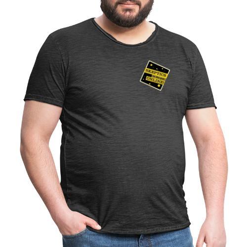 SitP Logo Angled - Men's Vintage T-Shirt