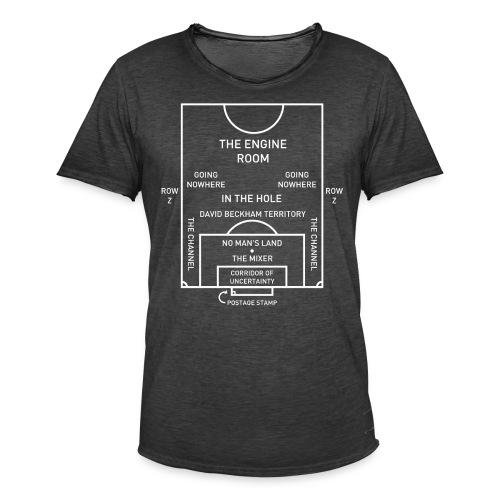 Football Pitch.png - Men's Vintage T-Shirt
