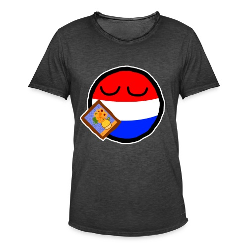 Netherlandsball - Men's Vintage T-Shirt