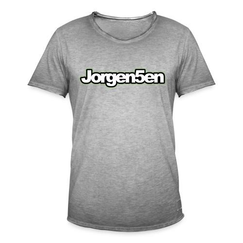 tshirt - Herre vintage T-shirt