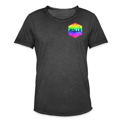 molle rainbow - Miesten vintage t-paita