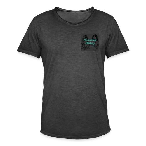I35 - Männer Vintage T-Shirt