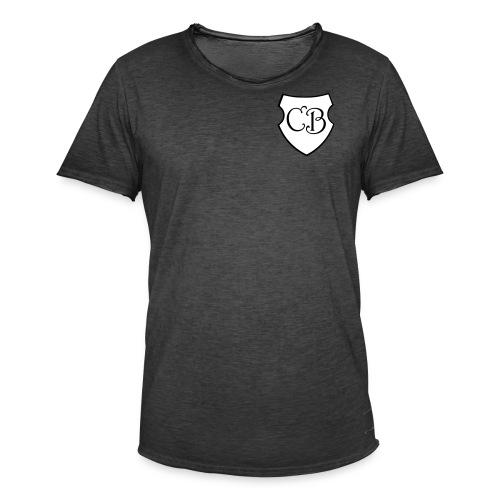 Wappen_07_03 - Männer Vintage T-Shirt
