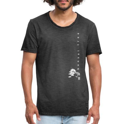 T-Shirt Homme Kakemono White - T-shirt vintage Homme
