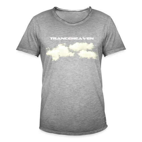 tranceheaven - Vintage-T-shirt herr