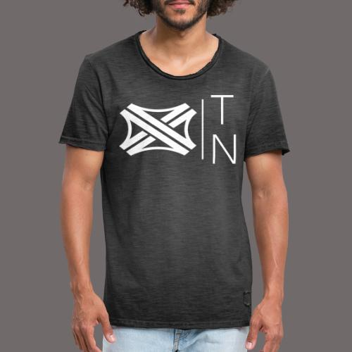 Tregion logo Small - Men's Vintage T-Shirt