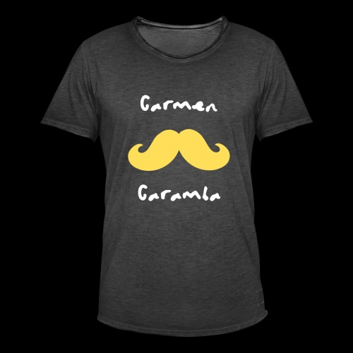 Bigote Caramba - Camiseta vintage hombre