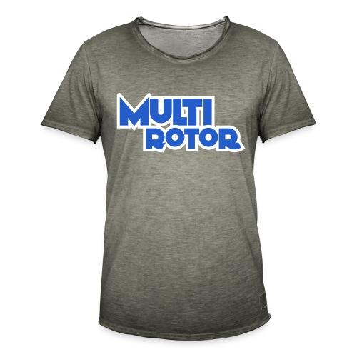 Multirotor - Men's Vintage T-Shirt