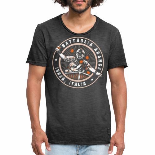 tiratore impavido - Maglietta vintage da uomo