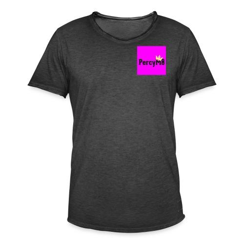 PercyM8 Merch - Men's Vintage T-Shirt