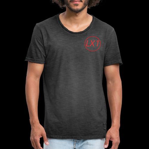WilleLX1 Logo - Vintage-T-shirt herr