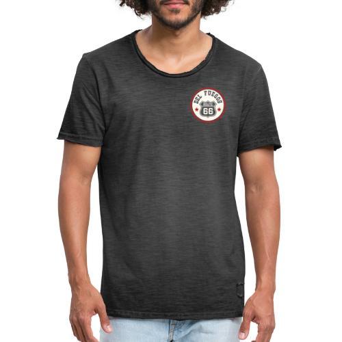 Del Fuegos Streetwear - Männer Vintage T-Shirt