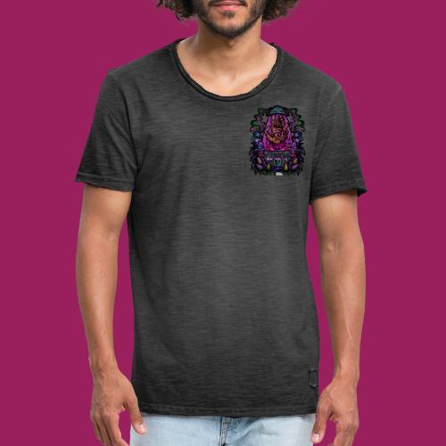 High Five - Männer Vintage T-Shirt