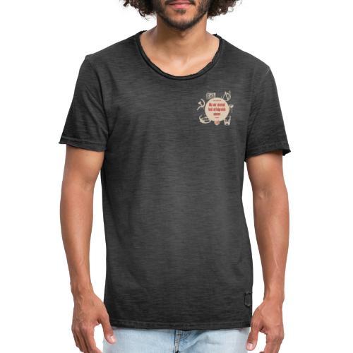Als wir einmal fast erfolgreich waren – VOL 2 - Männer Vintage T-Shirt