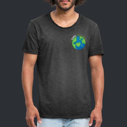 Slippy's Dream World Small - Men's Vintage T-Shirt
