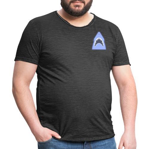 Megalodon - Männer Vintage T-Shirt