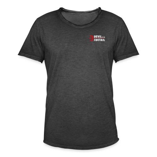 DITD long Logo - Men's Vintage T-Shirt