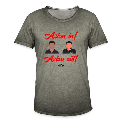 Special voor Tygo - Mannen Vintage T-shirt
