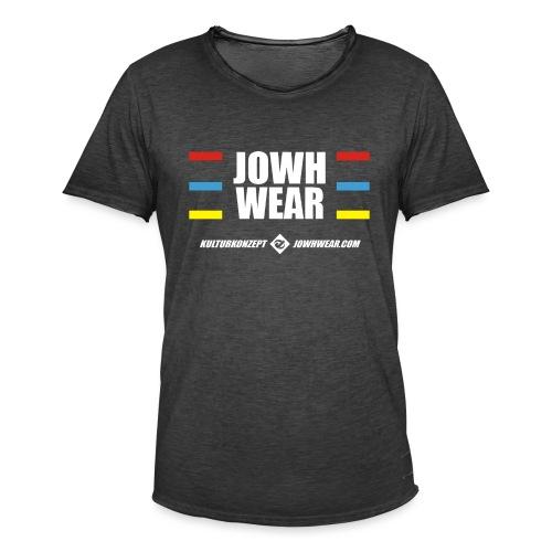 James - JOWHWEAR Original - Männer Vintage T-Shirt