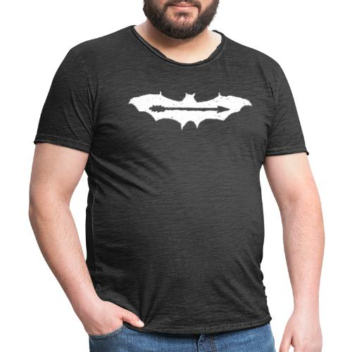 AjuxxTRANSPAkyropteriyaBlackSeriesslHotDesigns.fw - Men's Vintage T-Shirt