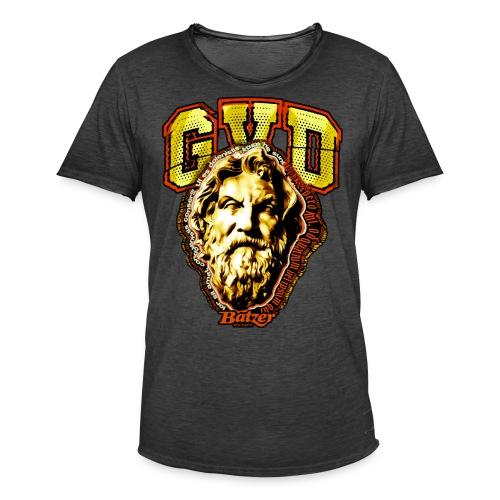Batzer GVD - Mannen Vintage T-shirt