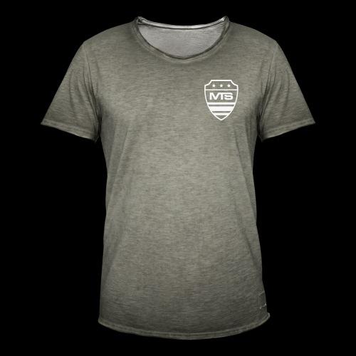 MTS92 BLASION - T-shirt vintage Homme