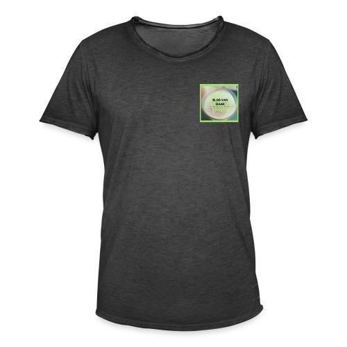 bvi logo 3 - Mannen Vintage T-shirt