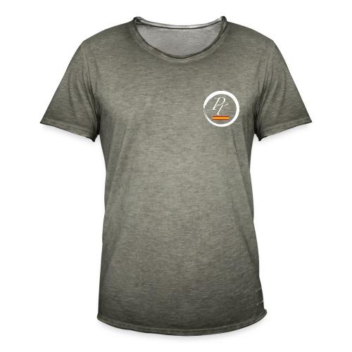 PT blanco spain españa - Camiseta vintage hombre
