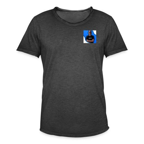 Jordy T-shirt - Mannen Vintage T-shirt