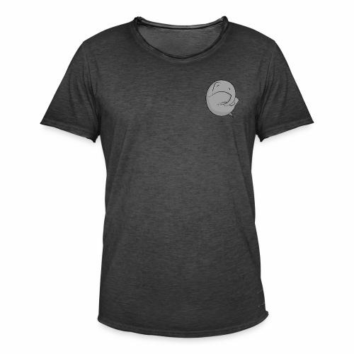 Sleepyfant - Camiseta vintage hombre