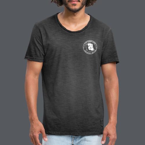 Carnage Cafe face - Vintage-T-shirt herr