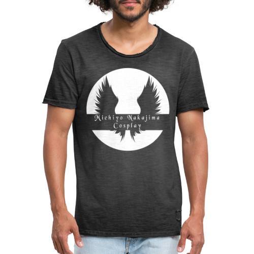 MNC Logo [No Phrase] - Men's Vintage T-Shirt
