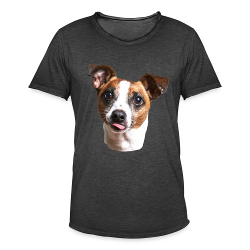 Jack Russell - Men's Vintage T-Shirt