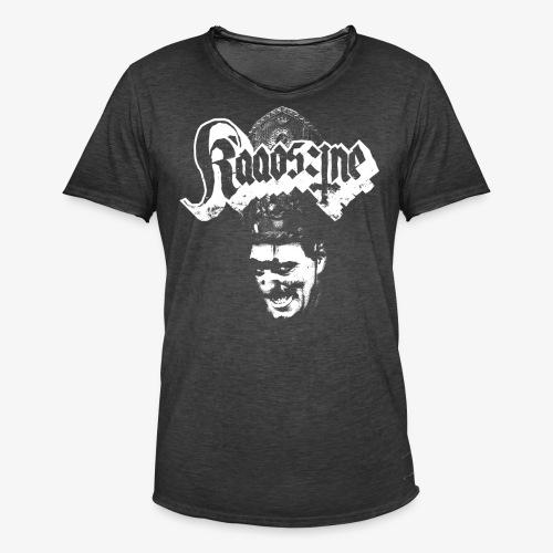 Arkkipiispa Nasse - Miesten vintage t-paita