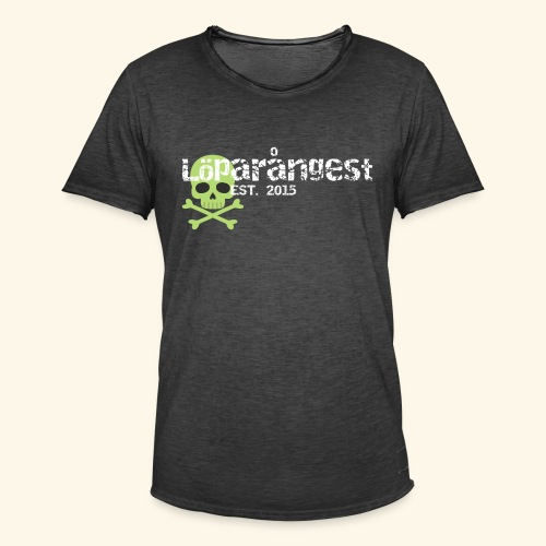 loeparangest - Vintage-T-shirt herr