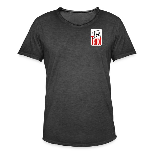 Cartomancy - Men's Vintage T-Shirt